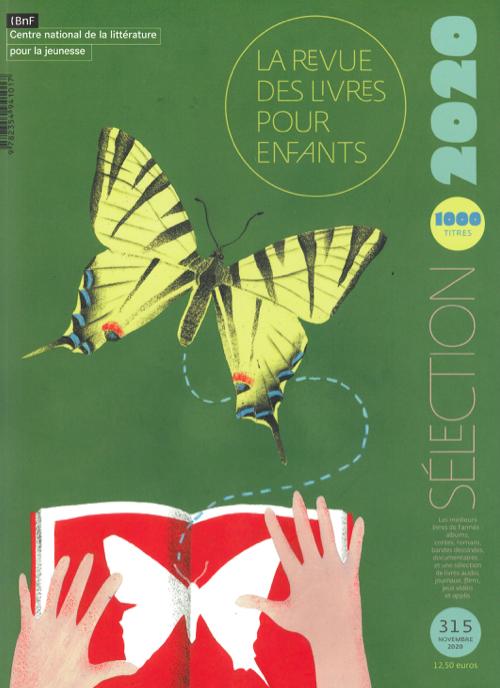 couverture Revue des livres pour enfants, n°315