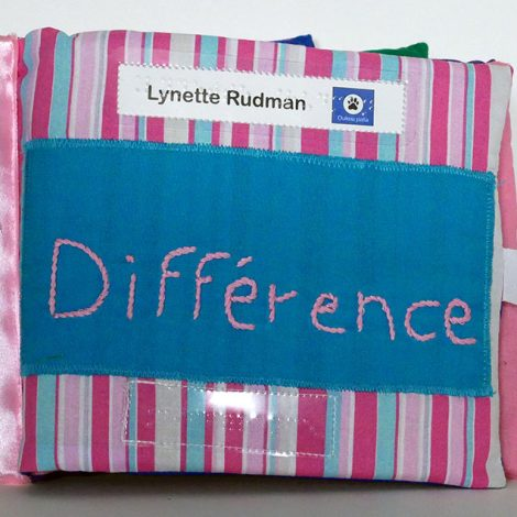 Couverture de Différence