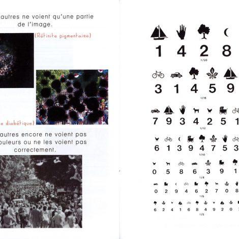 Pages intérieures du titre Malvoyances et cécités