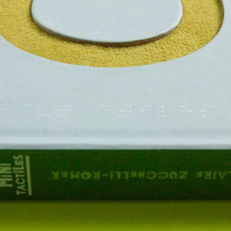 Détail couverture de Mini Tactile C