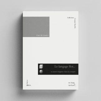 """Couverture du titre """"Le langage flottant"""""""