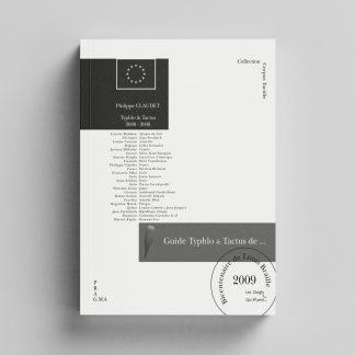 """Couverture du titre """"Guide Typhlo & Tactus de l'album tactile illustré"""""""