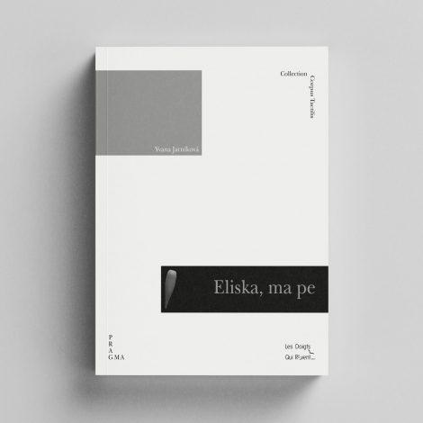 """Couverture du titre """"Eliska ma petite fille aveugle et sourde"""""""