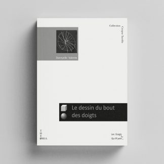 """Couverture du titre """"Le dessin du bout des doigts"""""""