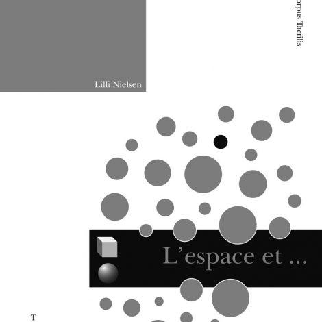 """Couverture du titre """"L'espace et soi"""""""