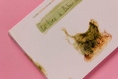 Détail couverture du titre Le livre de Babou le chat