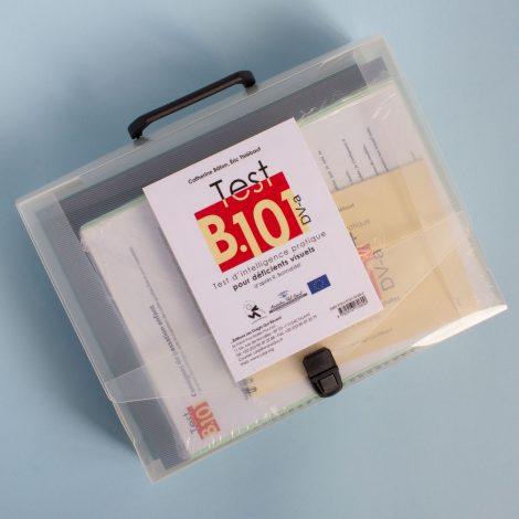 Valise de rangement du Test B101