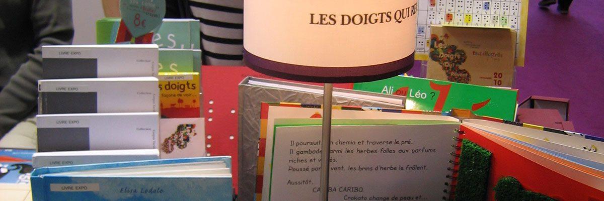 Exposition de nos livres au SLPJ