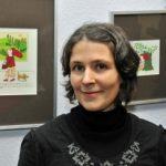 portrait Magali Bardos