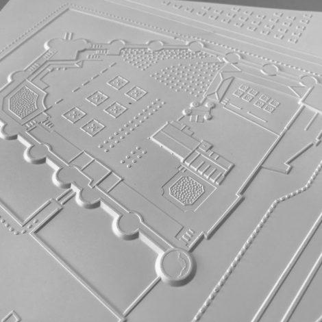 photo planche tactile