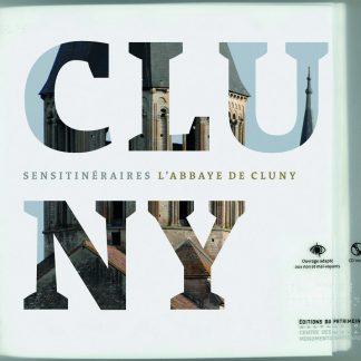 couverture Sensitinéraire L'Abbaye de Cluny