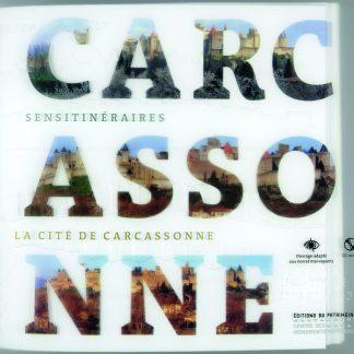 couverture sensitinéraire cité de carcassonne